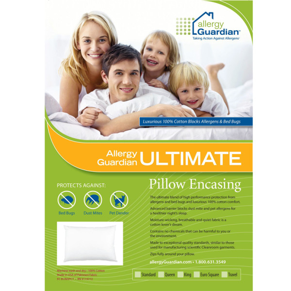 pillow-encasing